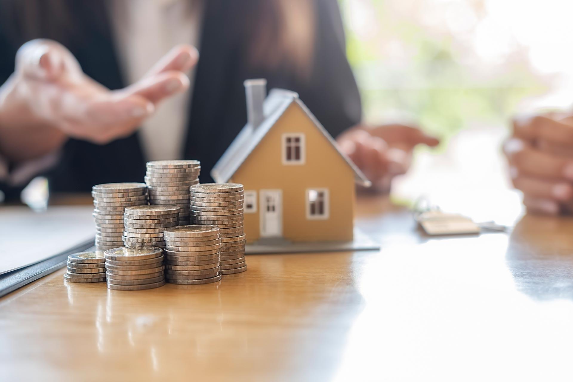 Welcher Immobilienpreis?